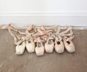 ballerina, ballet, and dreamy image