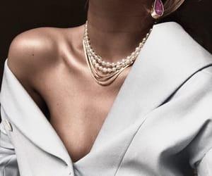 fashion, fashionable, and gold image