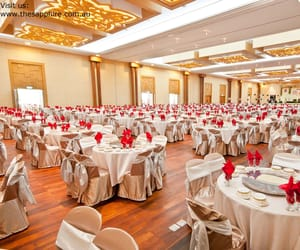 wedding reception, indian function centre, and function center image