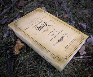 book, vintage, and witch image