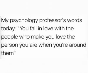 quotes, psychology, and love image