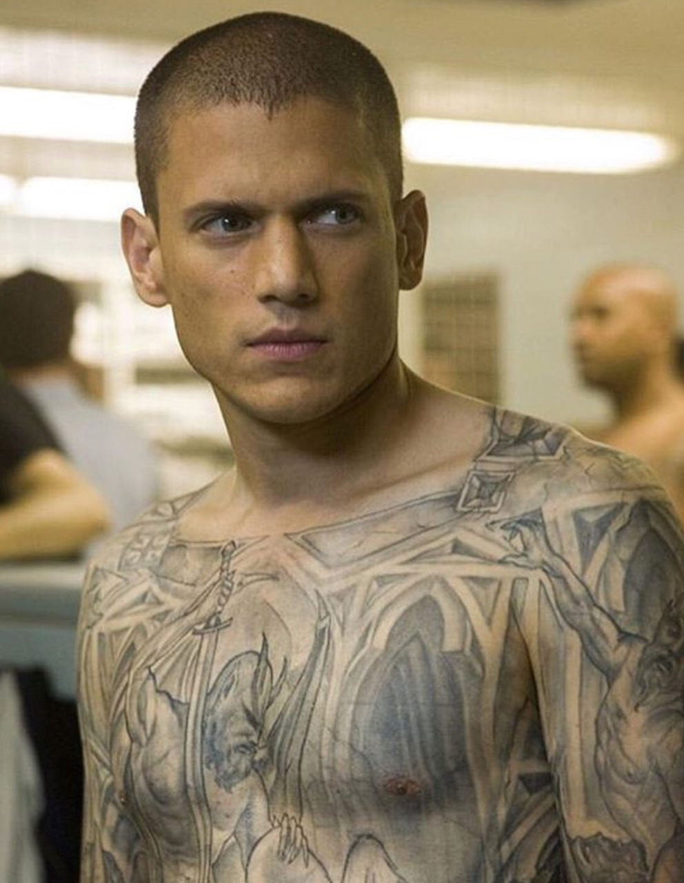 1000 Images About Michael Scofield Trending On We Heart It