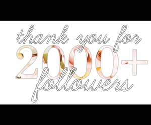 2000, love, and followers image