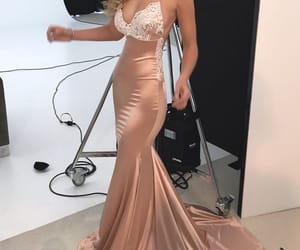 dress and mermaid prom dresses image