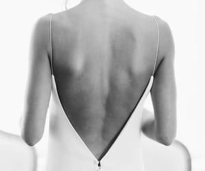 back and dress image