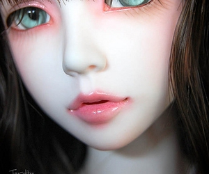 bjd, dollfie, and doll image