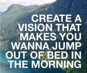 quotes, motivation, and vision image