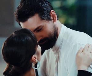 beard, couple, and Hot image