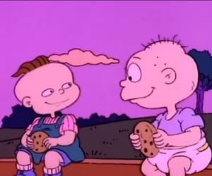 90s, cartoon, and rugrats image