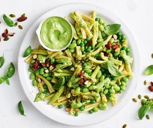 avocado, food, and pasta image