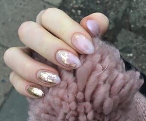 glitter, goals, and hybrid image