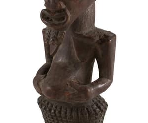 congo, statuette, and african american art image