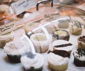 food, cupcake, and vintage image