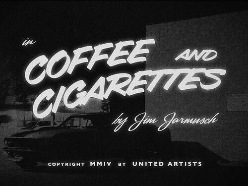 article, cigarettes, and coffee image