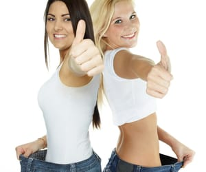 subliminal, weight loss, and subliminal messages image