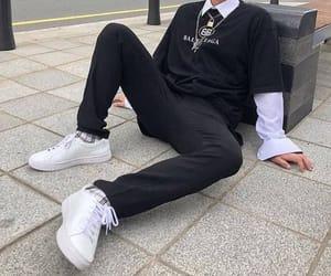 boy, grunge, and style image
