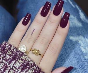 nails, makeup+beauty+beautiful, and style+stil+estilo image