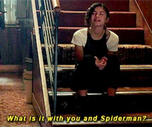 film, spiderman, and peter parker image