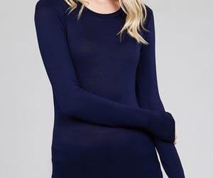 apparel, women, and longsleeve image