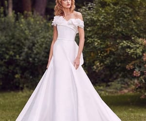 ball gowns, dress, and haute couture image