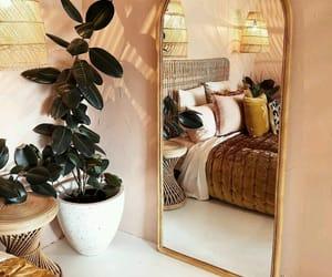 bedroom, decoration, and interior design image