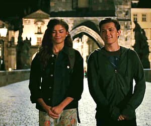 gif, tom holland, and michelle jones image