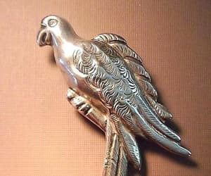 etsy, bird jewelry, and made in mexico image