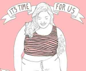feminism, feminist, and body image