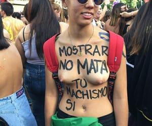 feminism, girl power, and aborto image
