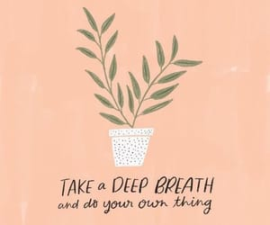 breathe, inspiration, and life image