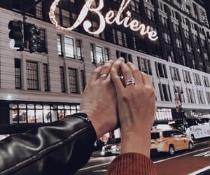 believe, couple, and love image