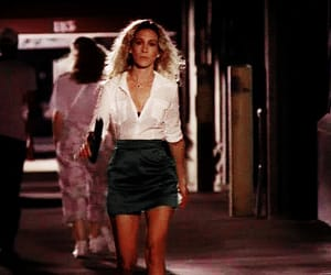 Carrie Bradshaw, sex and the city, and style image