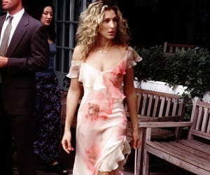 Carrie Bradshaw, sex and the city, and satc image