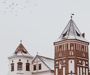 belarus, castle, and travel image