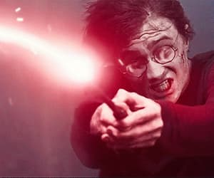 badass, daniel radcliffe, and funny image