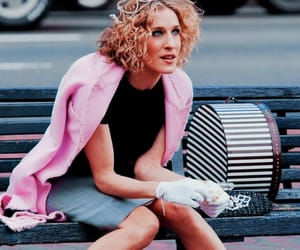 article, Carrie Bradshaw, and outfits image