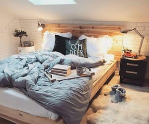 bedroom, home, and lifestyle image