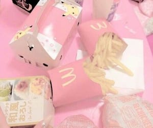 pink food image