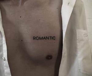 tattoo, boy, and romantic image