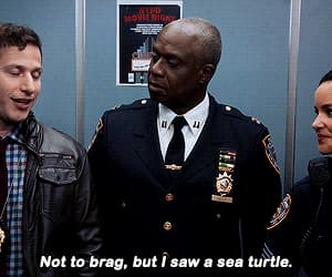 gif, season 6, and raymond holt image