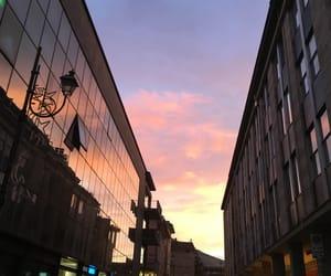 aesthetic, alternative, and dusk image