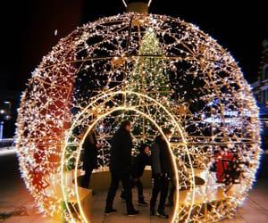 christmas, lights, and norway image