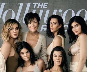 article, kimkardashian, and kendalljenner image