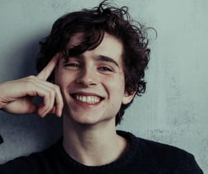 timothee chalamet, boy, and aesthetic image