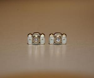 earrings, lovely, and photography image