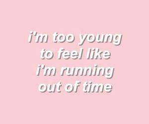 pink and sad image