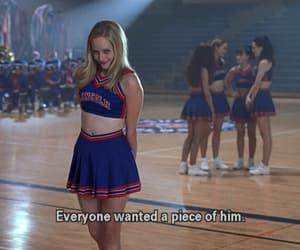 90s, cheerleading, and movie image