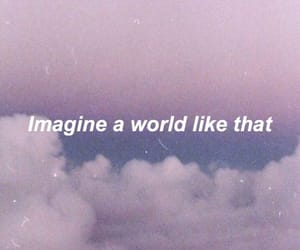imagine, aesthetic, and clouds image