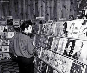 Elvis Presley, vintage, and elvis image