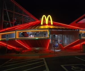 McDonalds and roswell image